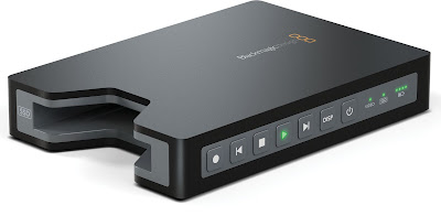 Hyperdeck Shuttle 2 video recorder