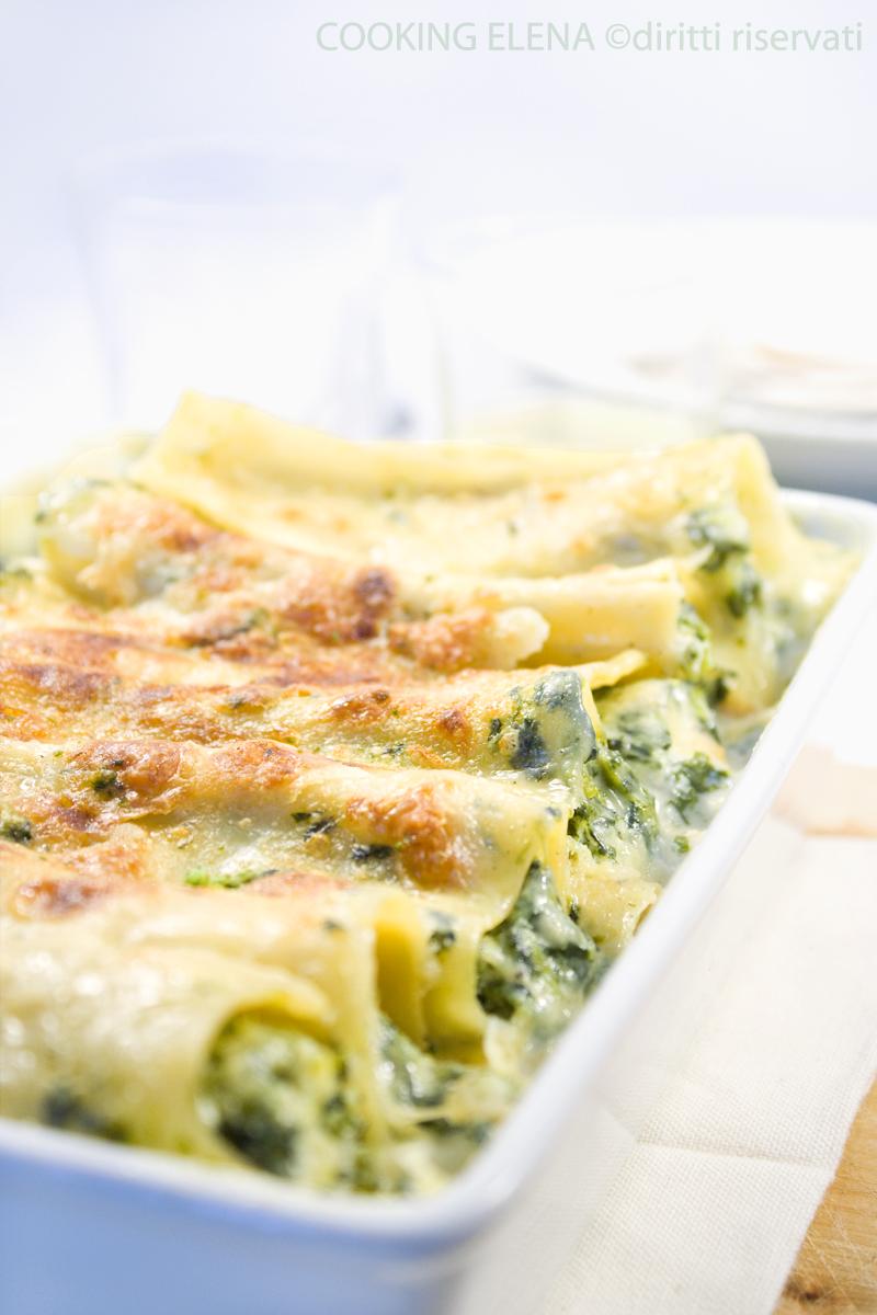 Cooking Elena: Cannelloni con mazzareddi