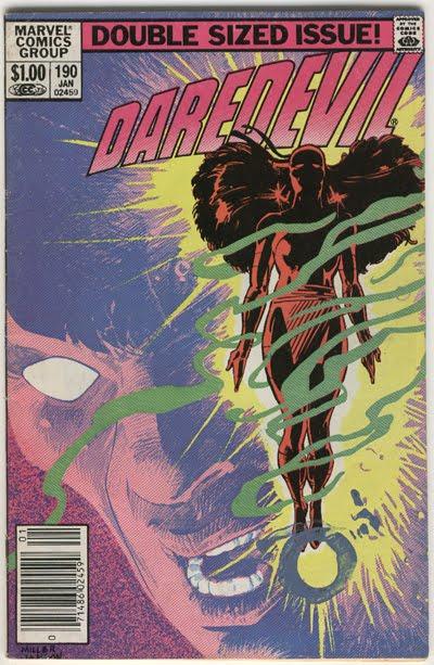 Daredevil - Frank Miller - Klaus Janson