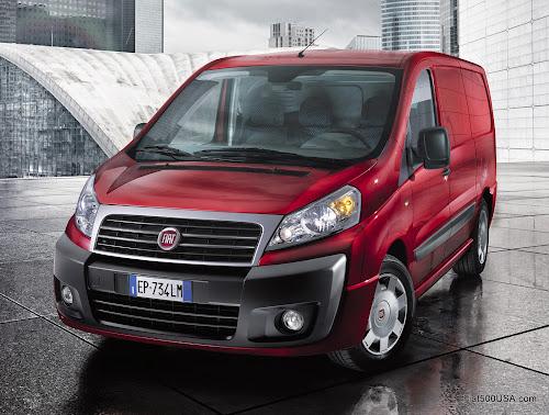 Fiat Scudo Commercial Van