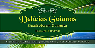 DELÍCIAS GOIANAS