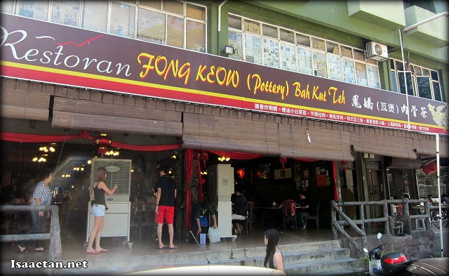 Fong Keow (Pottery) Bak Kut Teh Klang