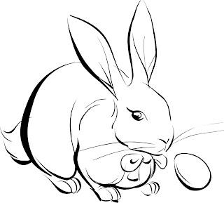 risco para pintura de páscoa, riscos para pintura de coelhos,coelhos,coelhas,pascoa,ovos de páscoa