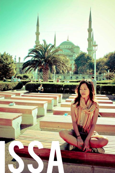 issa fashion blogger
