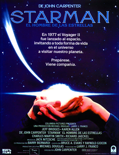 Ver Starman: El hombre de las estrellas (1984) Online