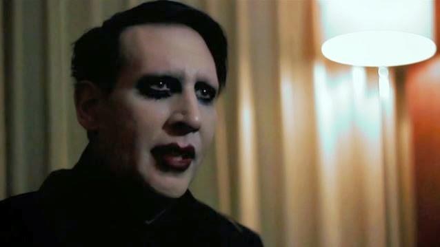 Metalrocknews Marilyn Manson S Album Quot The Pale Emperor
