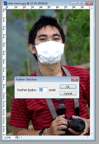efek+warna3 Efek Photoshop dengan Kombinasi plugin dengan photoshop