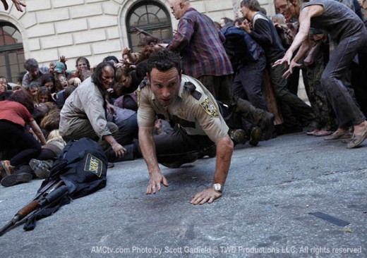The Walking Dead 2 Temporada - Episodio 7