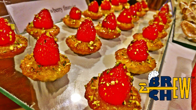 IIHM Young Chef Olympiad, Strawberry Financier