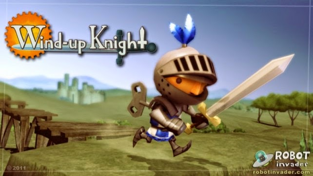Wind-up Knight 2 v1.51 Apk MOD