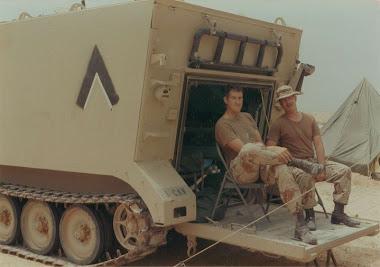 M577  Iraq 1991