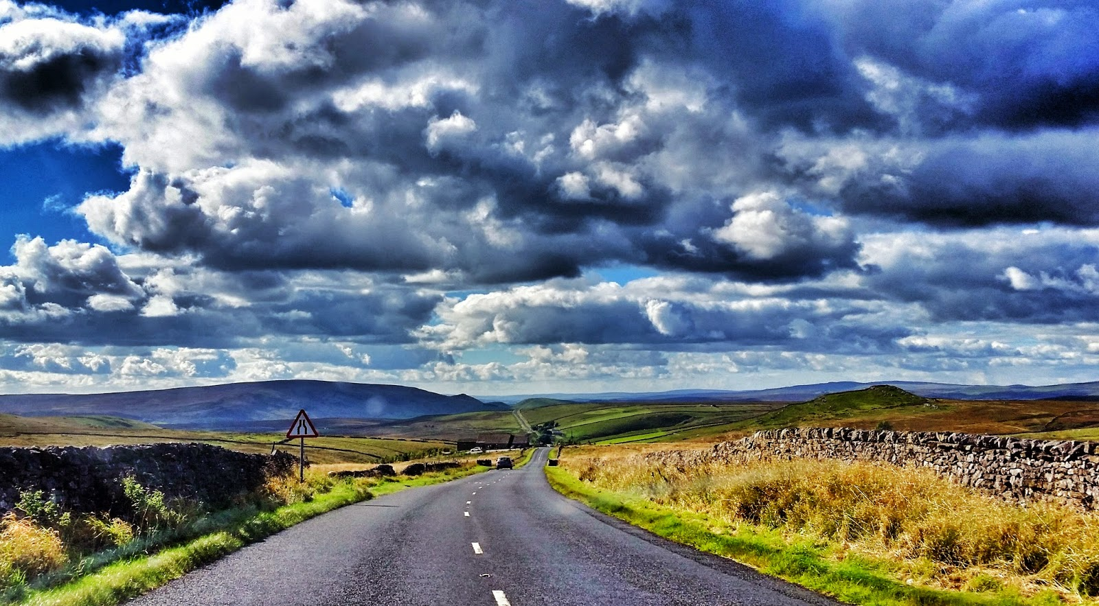 Yorkshire Dales roads