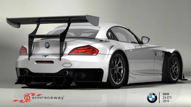 BMW Z4 GT3 2010 Simraceway rFactor