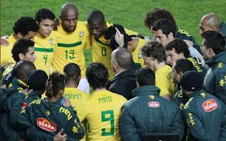 اهداف مباراة البرازيل والدنمارك 3-1 في مباراة ودية 26-5-2012