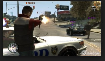 Grand Theft Auto IV Crack Link game