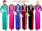 Livia Rainbow SOLD OUT