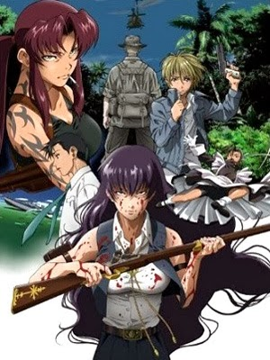 Black Lagoon: Roberta's Blood Trail - Temporada 3