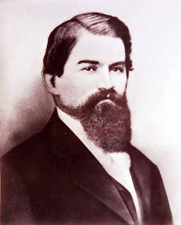 John S.Pemberton - The inventor of Coca Cola