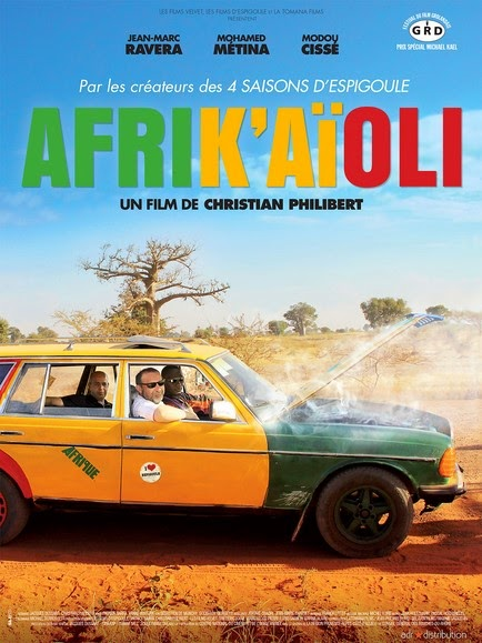 Afrik'Aïoli streaming vf
