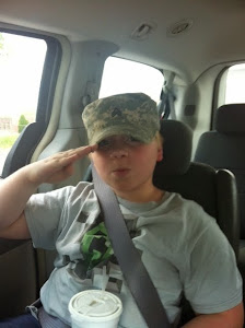 AJ-handsome soldier