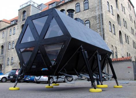 Architecture sans architectes architecture nomade for Architecture nomade