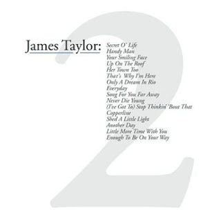 James Taylor - Handy Man - on James Taylor Greatest Hits Volume 2 Album (1977)