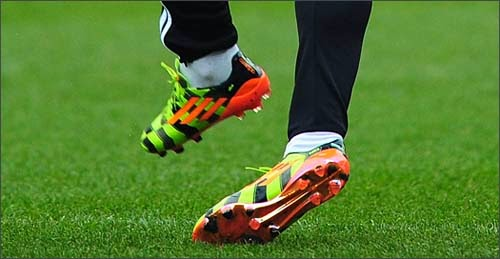 Adidas F50 Crazylight with Gareth Bale