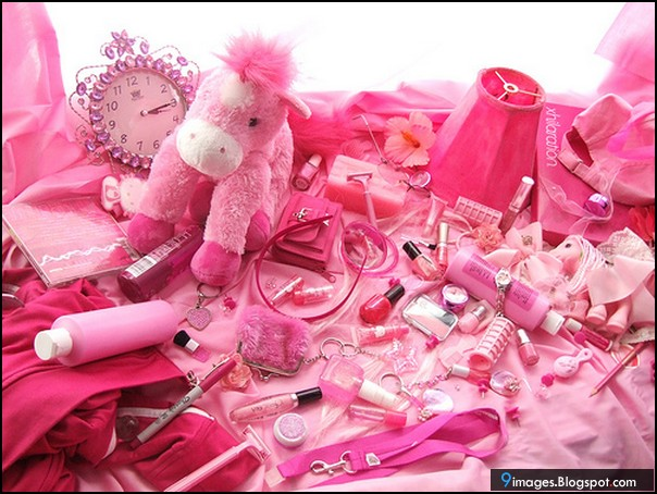 Pink, girly, st...