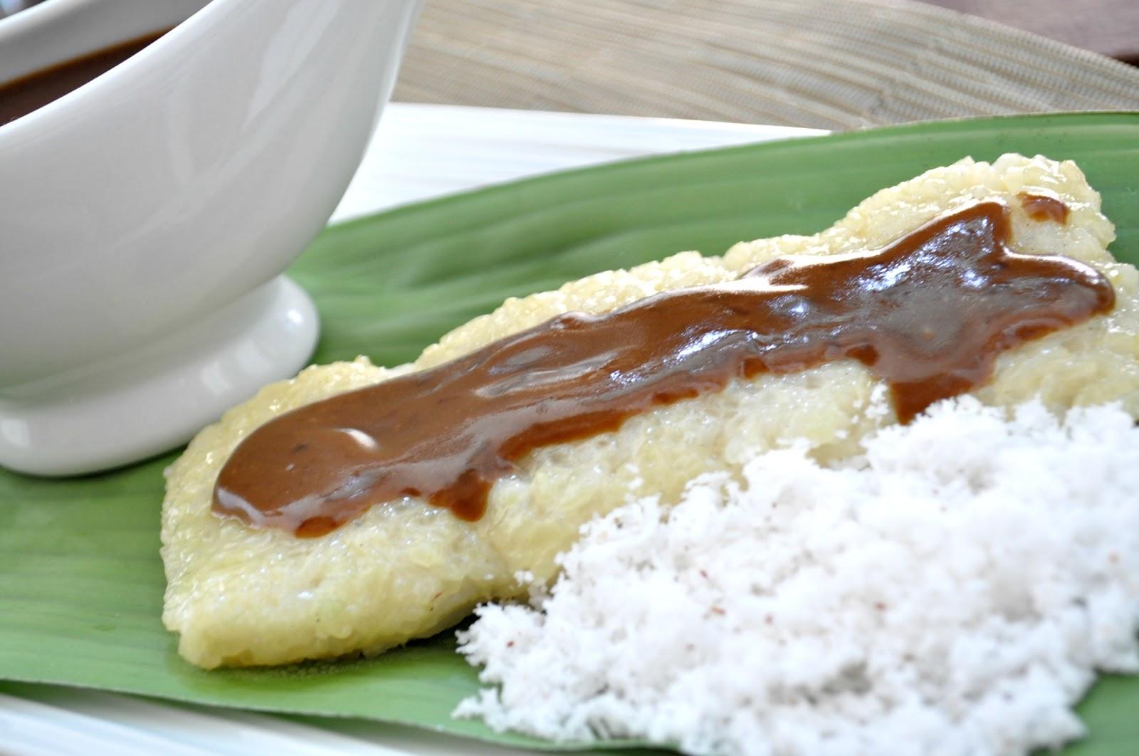 Cake Images With Name Suman : my twisted recipes: Suman sa Lihiya with Latik (Wrapped ...