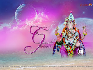 Lalbaughcha Raja (2007) Ganesha image