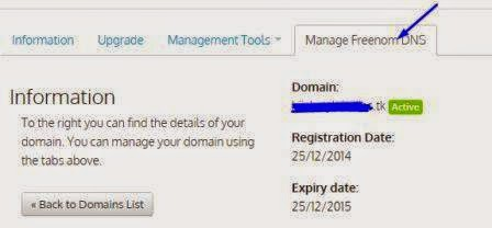 cara menghubungkan domain ke VPS DO