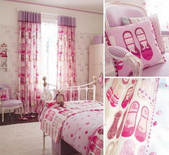 Atm sfera especial en la decoraci n de la habitaci n de for Decoracion cuarto infantil nina