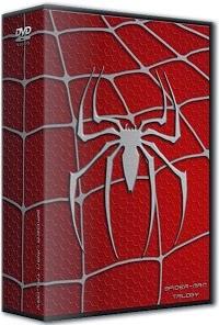 Trilogia Homem-Aranha  Dublado  DVDRip + RMVB