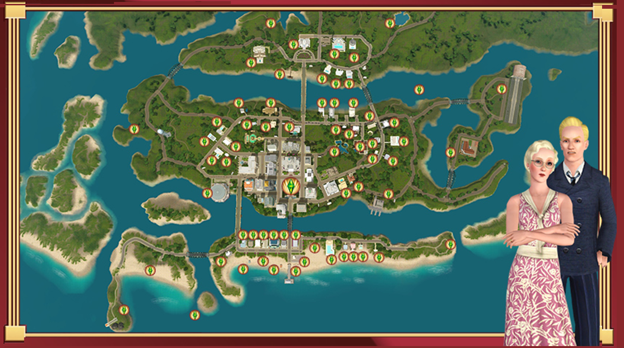 Simply ruthless interactive map of roaring heights the fun new store world hits tomorrow if you are wondering what it is really like daniel reutter of the german fan site simfans has put together a cool gumiabroncs Gallery