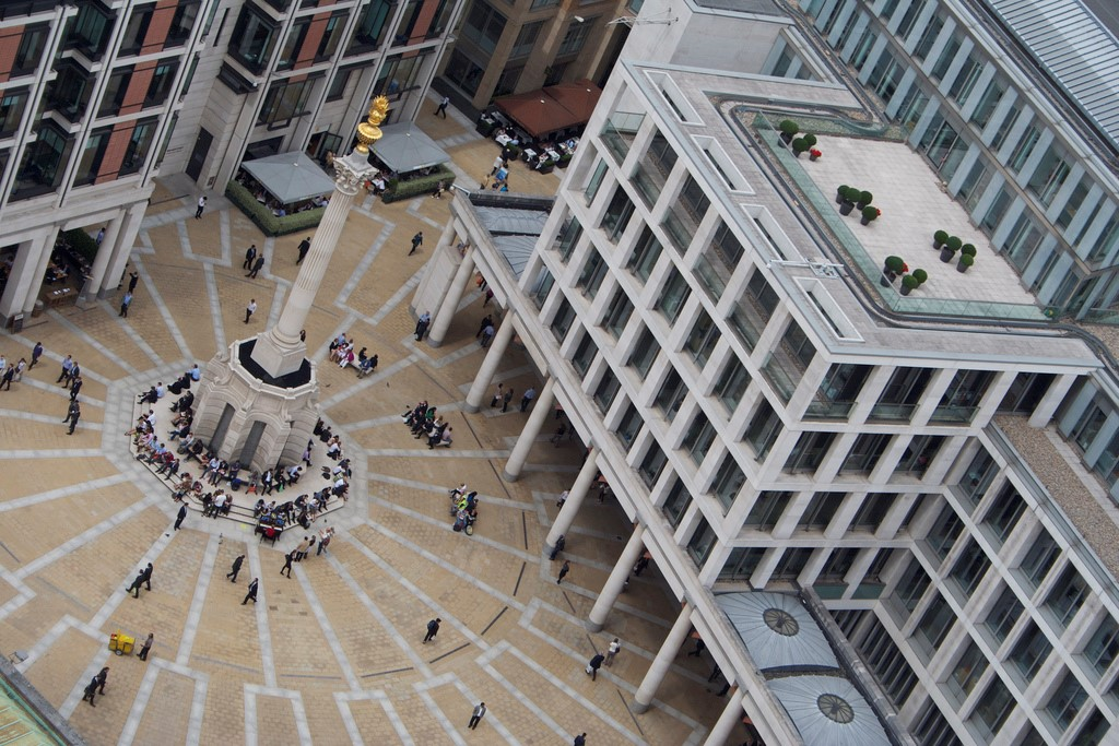 Paternoster Square, London - Best Places to eat in St. Paul's - motherdistracted.co.uk