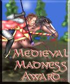 Medieval Madness Award