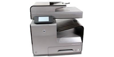 Download software HP Officejet Pro X576dw