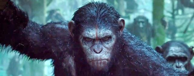 PIORES FILMES DE 2014 Planeta dos macacos O confronto