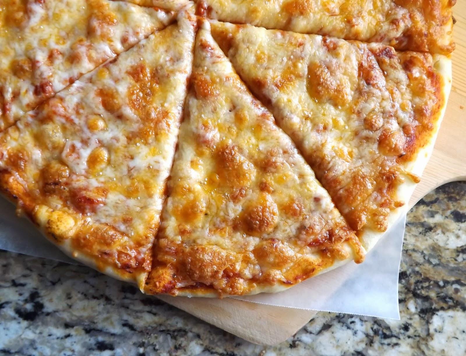 Тесто на пиццу в домашних условиях на дрожжах