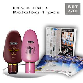 Kod: SET-5D (Harga: RM102 + PERCUMA POS)
