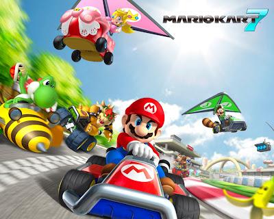 Review: Mario Kart 7
