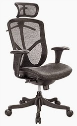 High Back Fuzion Chair