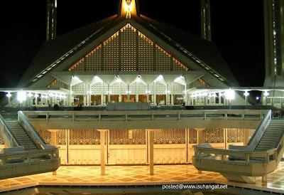 Masjid Tercantik Di Dunia