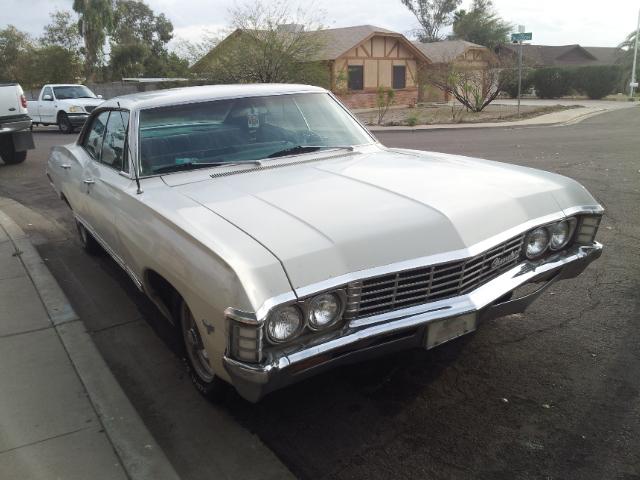 1967 Chevy Impala Four-Door