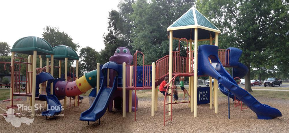 Play St Louis Tri Township Park Troy Il