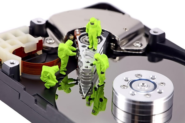 Recover Data from Formatted Drive Easily