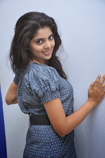 Shravya Pictures at Bhadram Movie Audio Launch 0036