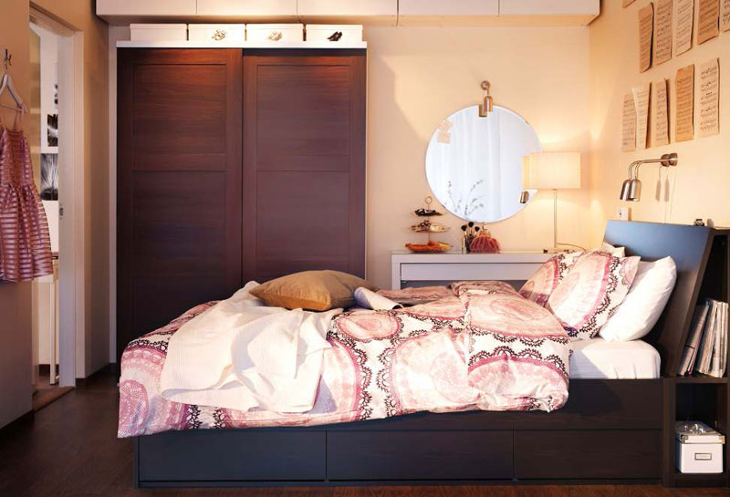 Modern furniture new ikea bedroom design ideas 2012 catalog - Modern ikea bedroom ...