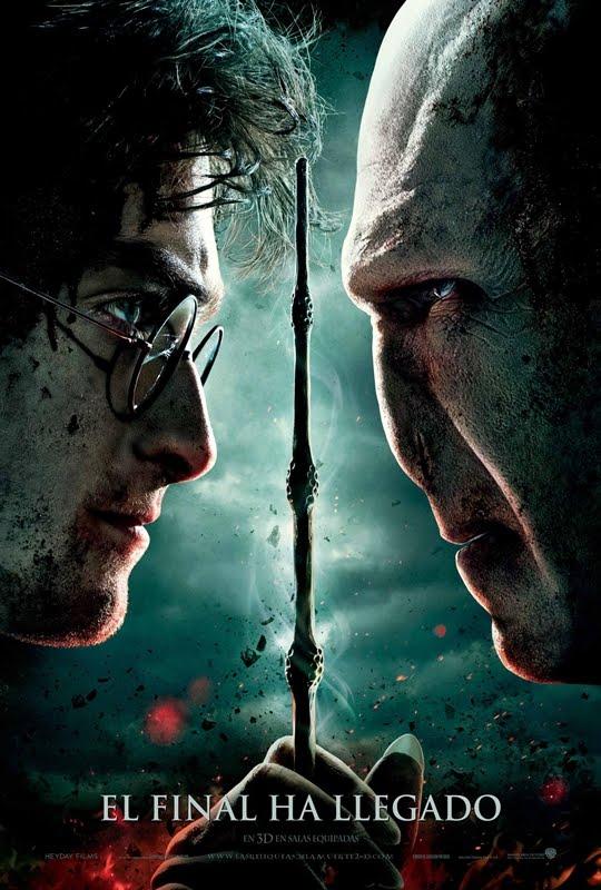 Harry Potter y las Reliquias de la Muerte – Parte II (2011)
