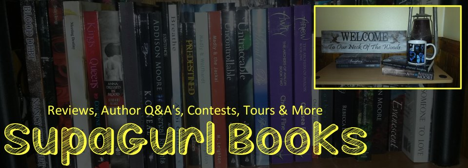 SupaGurl Books and Promotions